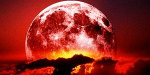 Yüzyılın en uzun Kanlı Ay Tutulması için geri sayım başladı