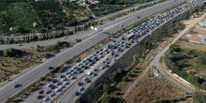 Trafiğe kayıtlı araç sayısı 22,4 milyon oldu