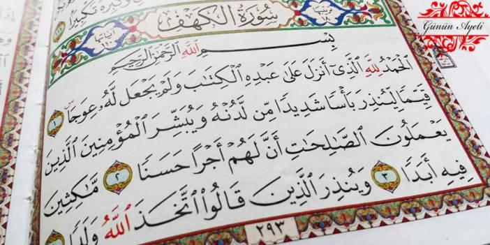 Ben ihlâslı bir kimse olarak Allah'a kulluk etmekle emrolundum