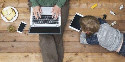 Endişelendiren rapor: 'Çocuklar sakıncalı sitelerden korunamıyor'