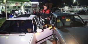 Başkent trafiğinde modifiyeli araç denetimi