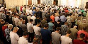 Selimiye Camii'nde son teravih dün kılındı
