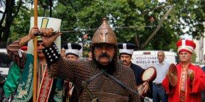 Şehit Padişah Sultan Murad Hüdavendigar Bursa'da anıldı