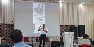 M. Sıddık Şeyhanzade için vefat yıldönümünde anma programı