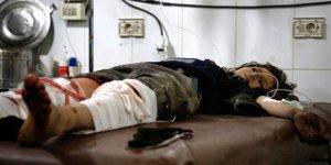 Esed, tarlada çalışan çocukları öldürdü