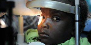 Sudan'da Katar tarafından son teknoloji göz hastanesi yapılacak
