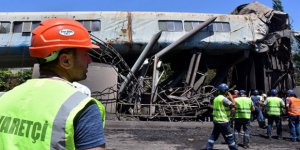 Yatağan Termik Santrali kazasına ait yeni görüntüler ortaya çıktı