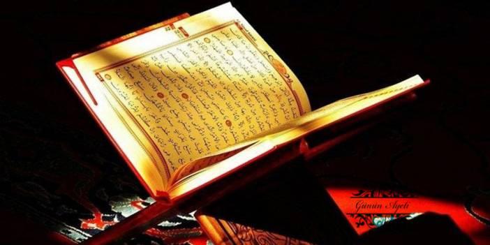 Allah, sana ve senden öncekilere işte böyle vahyeder!