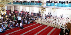 Erzurum'da 240 öğrenci hafızlık belgesi aldı