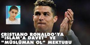 Cristiano Ronaldo'ya