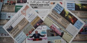Türkiye'de Osmanlıca-Türkçe gazete basılıyor