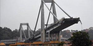 İtalya'da köprünün çöktüğü şehirde OHAL ilan edildi