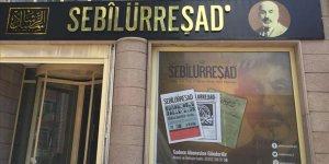 Said Nursi'nin de yazdığı 'Sebilürreşad Mecmuası' yeni merkezine taşındı