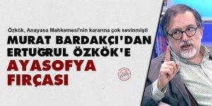 Murat Bardakçı'dan Ertuğrul Özkök'e Ayasofya fırçası