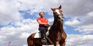 Kayseri polisi at ile dolaşacak