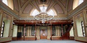 Cihangir Camii'nde 3 yıl süren restorasyon bitti