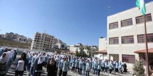 İsrail, Batı Şeria'da Filistin okulunu kapattı