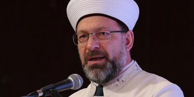 Erbaş'tan doğru İslamiyet çağrısı