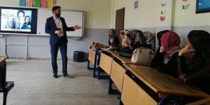 Diyarbakırlı öğretmenlere gönüllü eğitim