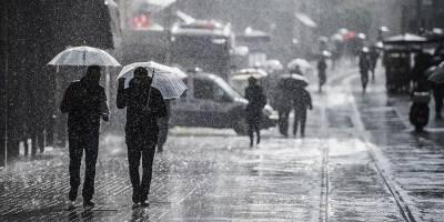 Meteoroloji açıkladı: Sağanak rahmet başlıyor