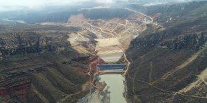 Türkiye'nin ikinci büyüğü Silvan Barajı 2 yıl sonra hazır