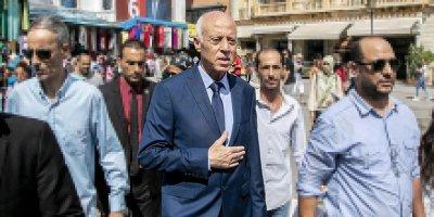 Tunus'un yeni cumhurbaşkanı Kays Said oldu: Kur'an ne diyorsa o!