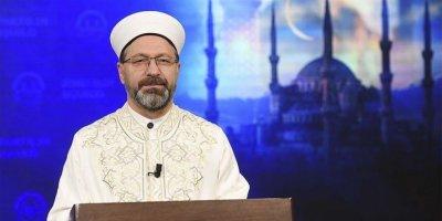 Zina ve eşcinselliği lanetleyen Diyanet İşleri Başkanı Ali Erbaş'a büyük destek