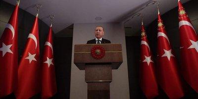 Erdoğan: Diyanet İşleri Başkanının zina ve eşcinsellikle ilgili söyledikleri sonuna kadar doğrudur