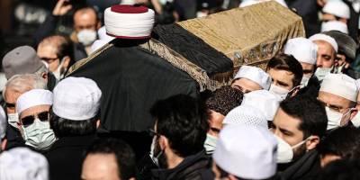 M. Emin Saraç Hocaefendi dualarla ebedi aleme uğurlandı