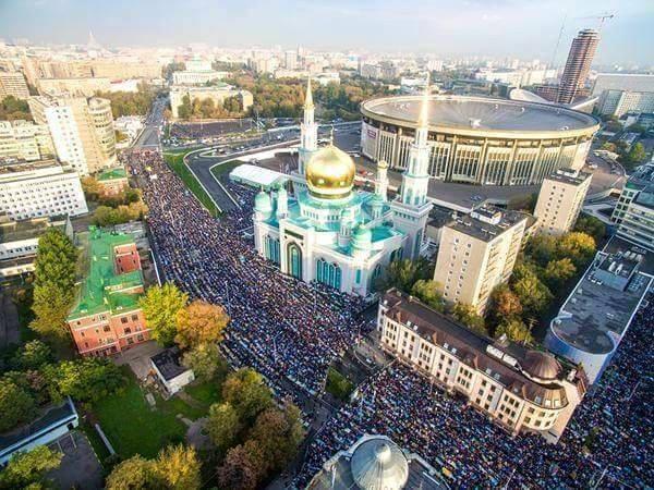 MOSKOVADA İSLAM ile ilgili görsel sonucu
