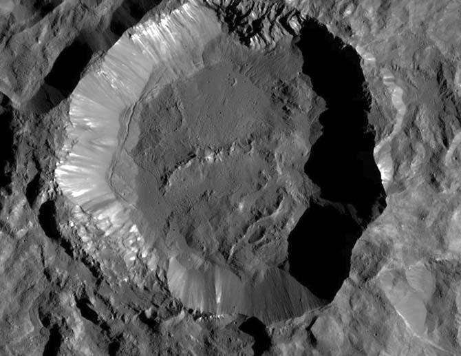 Nasa Cüce gezegen - dawn aracı