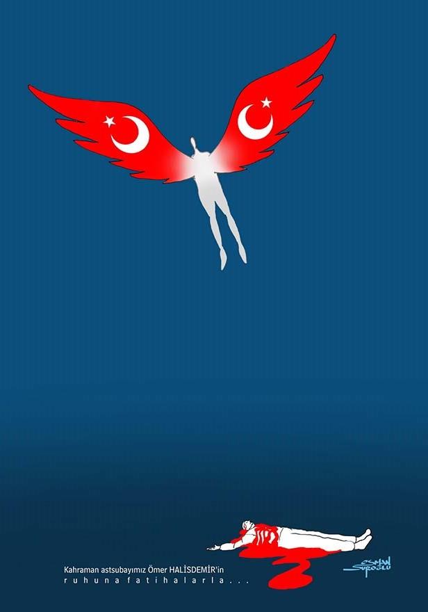 Ömer Halisdemir - Osman Suroğlu