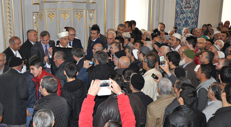 Kabe Örtüsü Kırıkkale Nur cami
