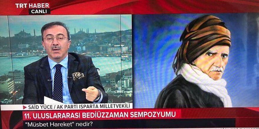 Said Nursi'nin vatan kahramanlığı belgeleri devlet arşivinde