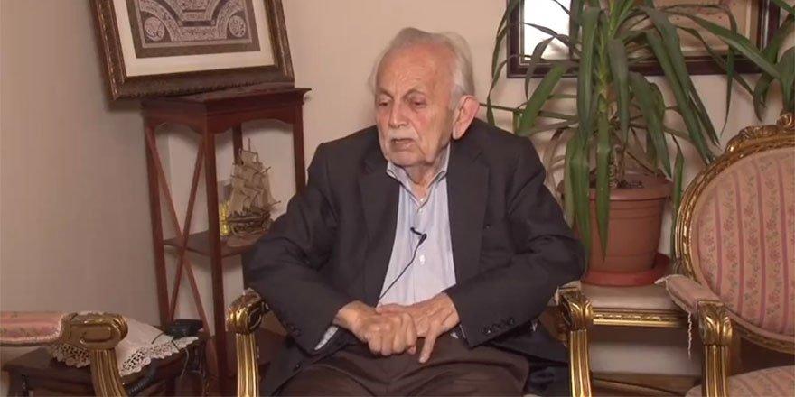 Said Nursi'nin talebesi Mehmet Fırıncı ağabeyden 24 Haziran Cumhurbaşkanlığı seçimi açıklaması